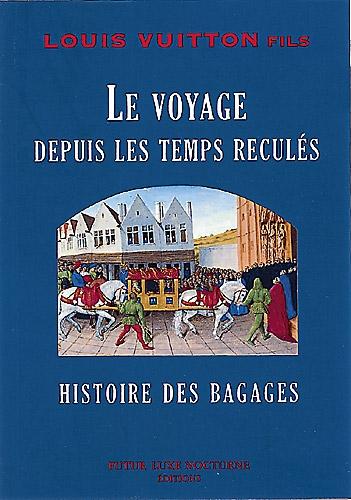 C'est par les petits côtés que l'auteur a pris l'histoire du voyage à travers les âges. Il s'agit, non pas des moyens de transport mais tout simplement des.